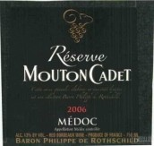 罗斯柴尔德男爵木桐嘉棣珍藏干红葡萄酒(Baron Philippe de Rothschild Mouton Cadet Reserve,Medoc,...)