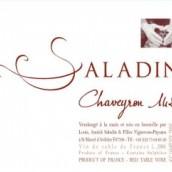 萨拉丁夏卫红1422干红葡萄酒(Domaine Saladin Chaveyron 1422 Vin de Table,Rhone,France)