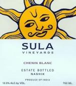 Sula Vineyards Chenin Blanc,Nashik,India