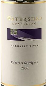 分水岭觉醒系列赤霞珠干红葡萄酒(Watershed Awakening Cabernet Sauvignon,Margaret River,...)