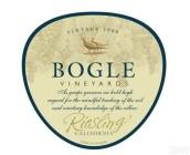 格尔雷司令干白葡萄酒(Bogle Vineyards Riesling, California, USA)
