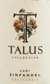 塔卢斯仙粉黛干红葡萄酒(Talus Collection Zinfandel, Lodi, USA)