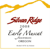 森林山脊早收麝香白葡萄酒(Silvan Ridge Early Muscat,Oregon,USA)