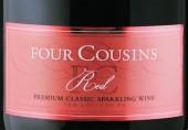 凡拉润四兄弟红起泡酒(Van Loveren Four Cousins Red Sparkling,Robertson,South ...)