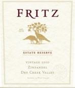 费希尔珍藏仙粉黛干红葡萄酒(Fritz Cellars Reserve Zinfandel,Dry Creek Valley,USA)