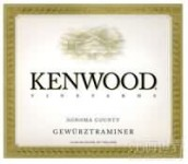 金舞索诺玛系列琼瑶浆干白葡萄酒(Kenwood Vineyards Sonoma Serise Gewurztraminer,Russian River...)