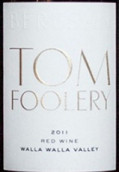 贝里森汤姆恶作剧干红葡萄酒(Beresan Tom Foolery Red Wine,Walla Walla Valley,USA)
