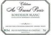 Chateau Au Grand Paris Blanc,Bordeaux,France