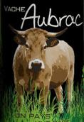 迪普哈酒庄奥布拉克公牛红葡萄酒(Maison Desprat Vache Aubrac,Marcillac,France)