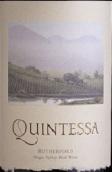 昆塔沙酒庄干红葡萄酒(Quintessa, Rutherford, USA)