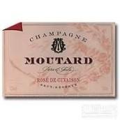 穆塔尔父子桃红葡萄酒(Moutard Pere et Fils Brut Rose Cuvaison,Champagne,France)