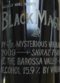 小山谷黑魔法西拉干红葡萄酒(Small Gully Black Magic Shiraz, Barossa Valley, Australia)