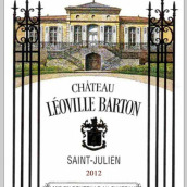 巴顿城堡红葡萄酒(Chateau Leoville Barton, Saint-Julien, France)