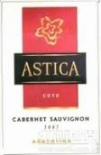 翠鹰庄阿斯提卡赤霞珠红葡萄酒(Trapiche Astica Cabernet Sauvignon, Cuyo, Argentina)