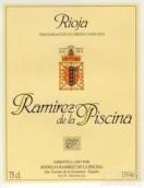 拉米雷斯酒庄皮赛纳干红葡萄酒(Bodegas Ramirez de la Piscina Crianza,Rioja DOCa,Spain)