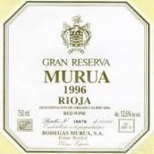 穆鲁亚酒庄特级珍藏干红葡萄酒(Bodegas Murua Gran Reserva,Rioja DOCa,Spain)