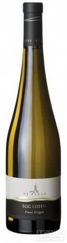 Kellerei St.Pauls Exclusiv 'Egg Leisten' Pinot Grigio Alto ...