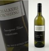 卓克劳斯长相思白葡萄酒(Chalkers Crossing Sauvignon Blanc, Tumbarumba, Australia)