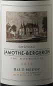宝爵龙酒庄红葡萄酒(Chateau Lamothe Bergeron,Haut Medoc,France)