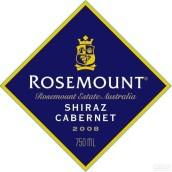 若诗庄园钻石标赤霞珠-西拉干红葡萄酒(Rosemount Estate Diamond Label Cabernet Sauvignon-Shiraz,...)