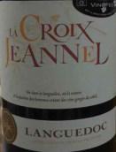 珍妮尔干红葡萄酒(La Croix Jeannel,Languedoc,France)