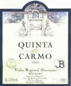 巴卡霍卡尔莫庄园干红葡萄酒(Bacalhoa Quinta do Carmo Tinto, Alentejo, Portugal)