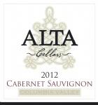 阿尔塔赤霞珠干红葡萄酒(Alta Cellars Winery Cabernet Sauvignon,Columbia Valley,USA)