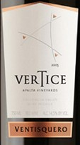 冰川酒庄神曲红葡萄酒(Ventisquero Vertice Carmenere Syrah,Colchagua Valley,Chile)