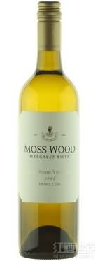 慕丝森林赛美蓉干白葡萄酒(Moss Wood Semillon,Margaret River,Australia)