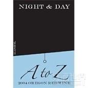A-Z黑夜白天干红葡萄酒(A to Z Night & Day, Oregon, USA)