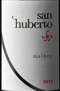 神猎者马尔贝克干红葡萄酒(San Huberto Malbec,La Rioja,Argentina)