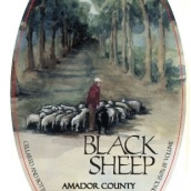 黑羊仙粉黛干红葡萄酒(阿玛多尔县)(Black Sheep Zinfandel,Amador County,USA)