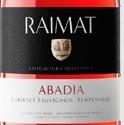 若曼达阿巴迪亚桃红葡萄酒(Raimat Abadia Rosado,Costers del Segre,Spain)