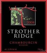 斯特赫斯酒庄斯特罗瑟香宝馨干红葡萄酒(Stonehaus Farms Vineyard&Winery Strother Ridge Chambourcin,...)