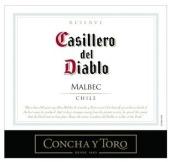 干露红魔鬼马尔贝克干红葡萄酒(Concha y Toro Cassillero del Diablo Malbec,Central Valley,...)