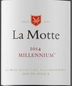 乐梦迪千禧干红葡萄酒(La Motte Millennium, Western Cape, South Africa)
