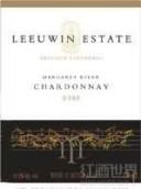 露纹霞多丽干白葡萄酒(Leeuwin Estate Chardonnay, Margaret River, Australia)