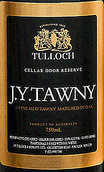 塔洛奇酒庄窖藏系列约翰·尤尼·塔洛奇茶色加强酒(Tulloch Cellar Door Release Range J.Y.Tawny,Valley Hunter,...)