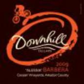 下山巴贝拉干红葡萄酒(Downhill Cellars Barbera,California,USA)