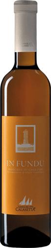 卡拉塞塔庞德麝香干白葡萄酒(Calasetta IN FUNDU Moscato di Cagliari,Sardinia,Italy)