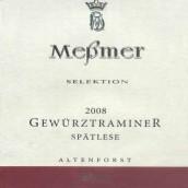 Weingut Herbert Messmer Burrweiler Altenforst Gewurztraminer...