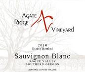 玛瑙岭长相思白葡萄酒(Agate Ridge Sauvignon Blanc,Rogue Valley,USA)