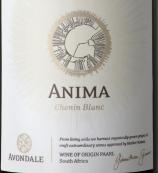 埃文代尔灵魂白诗南干白葡萄酒(Avondale Anima Chenin Blanc,Paarl,South Africa)