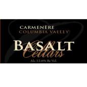 巴萨尔特佳美娜干红葡萄酒(Basalt Cellars Carmenere,Oregon,USA)