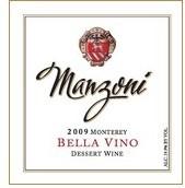 曼佐尼贝拉波特风格加强酒(Manzoni Bella Vino Port,Santa Lucia Highlands,USA)