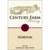 世纪农场诺顿红葡萄酒(Century Farm Winery Norton, Tennessee, USA)