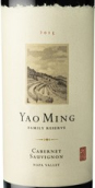 姚明家族珍藏干红葡萄酒(Yao Ming Family Reserve, Napa Valley, USA)