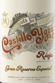 姆列达侯爵伊格特级珍藏红葡萄酒(Marques de Murrieta Castillo Ygay Gran Reserva Especial, Rioja DOCa, Spain)