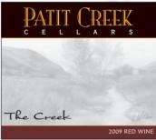 帕提小溪混酿干红葡萄酒(Patit Creek Cellars The Creek, Columbia Valley, USA)