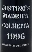 茹斯蒂诺马德拉年份茶色波特酒(Justino's Madeira Colheita,Madeira,Portugal)